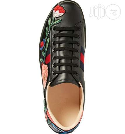 Gucci Ace Embroidered Sneakers - Women Lagos Mainland - image 6
