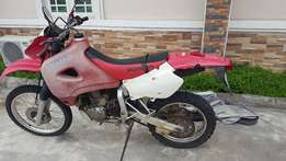 Honda XR650R Dirt Bike Scrambler Motorcycle Offroad