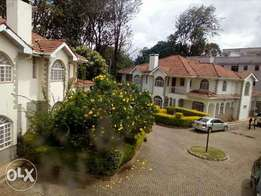 Specious secure 4bedroom townhouse plus study.