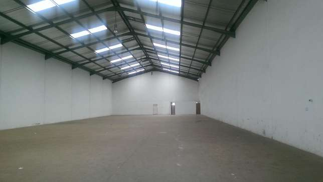 Industrial Area Enterprise rd 70,000sqft Go-down to Rent Nairobi CBD - image 2