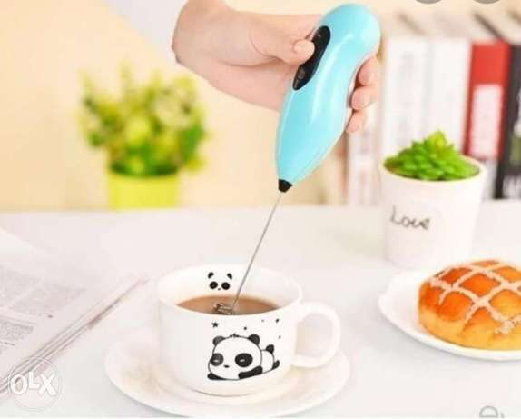 New Coffee frother / foamer