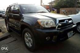2006 4Runner, V6 Engine, Limited edition with Full options for N2.55m