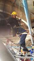 Rope access contractor