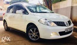 Nissan Tiida hatchback on offer