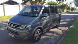 2011 VW T5 CARAVELLE 2.0 BiTDi DSG with only 75000kms
