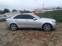 2010 Mercedes-Benz C-Class C180cgi For Sale R130000 Is Available
