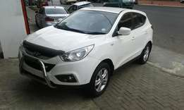 2012 Hyundai ix35 2.0 in a good condition