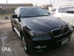 Fantastic BMW X6 Model 2011