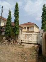 4units of 4bedroom duplexes for sale behind Stanbic IBTC Kubwa, Abuja.