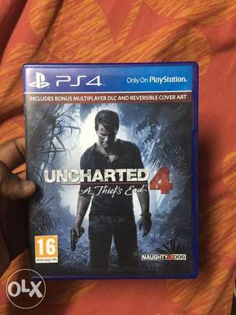 PS4 Uncharted 4 Port Harcourt - image 1