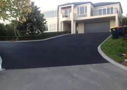 Paving and Tar Surface of High Quality
