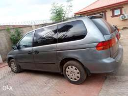 Neatly used Honda Odyssey for sale