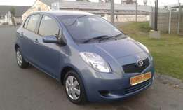 2006 Toyota Yaris T3 spirit 89,000kilo FOr R72,000