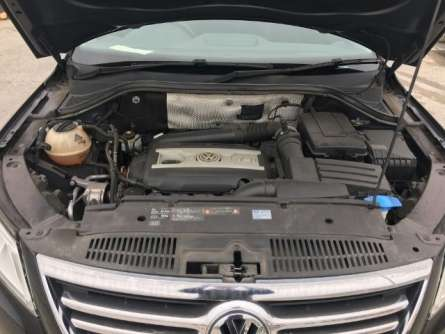 Foreign Used Volkswagen Tiguan 2010 Asking Price 2,500,000/= Highridge - image 5