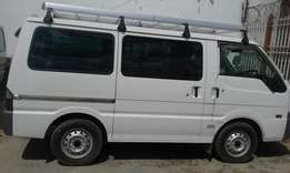 Mazda bongo manual diesel low roof 2009