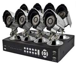 CCTV camera security solutions