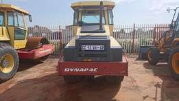 2009 Dynapac CA 602D 18 Ton Smooth Roller