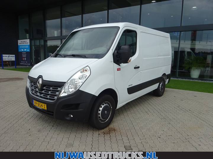Renault Master T35 2.3 dCi L1H1 Automaat - 2015