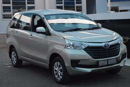 Toyota - Avanza 1.5 (Mark III) SX (Gold)