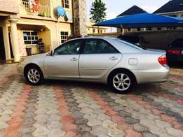 Newly arrived Tokunbo Toyota Camry XLE 2005 model available for sales