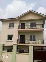 Tastefully finished 3bedrm flat in an estate at ojota. N1mill