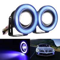 LED Angel Eyes Fog Lights - Wholesale Price - Call Now!