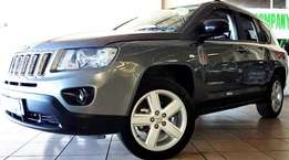 2013 Jeep Compass 2.0i Limited A/T
