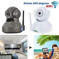Wireless WIFI HD Mini Megapixel P2P Indoor Security Network IP Camera