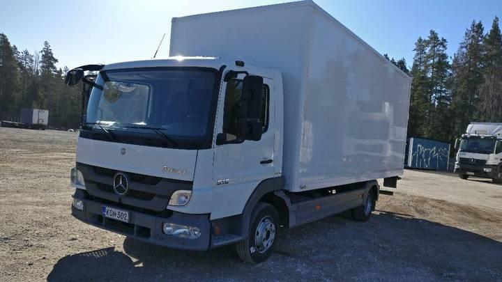 Mercedes-Benz Atego 816 4x2 - 2012
