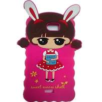 Ladies Tecno C8 Back Cover