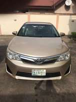 Very neatly used Toyota camry, 2014 model.