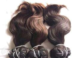Brazilian And Peruvian hair available from 8inch to 32inch