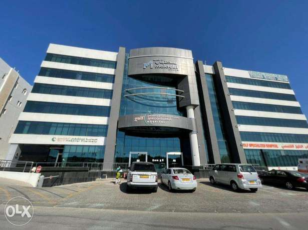Office Space One Person in Maktabi Business Center Wattayah FOR RENT