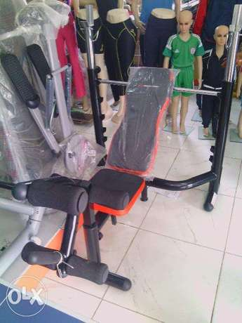 Get your Bench press with wight at Ehi sport mart Surulere - image 1