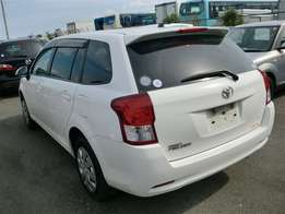2012 Model New Shape Toyota Fielder KCM...