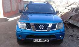 Very clean Nissan Navara double cabin on sale