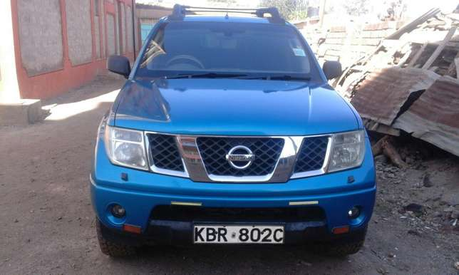 Very clean Nissan Navara double cabin on sale Thika - image 1