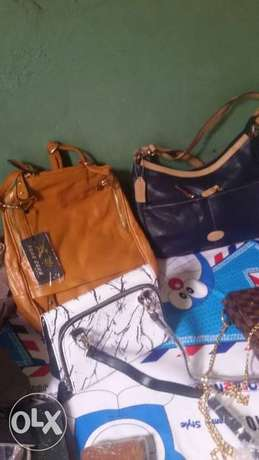 Beautiful quality bags for ur outings Lagos Mainland - image 5