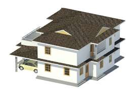 Architectural House plans