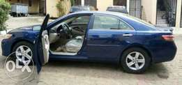 Foreign Used 2008 Toyota Camry For Sale (first grade)