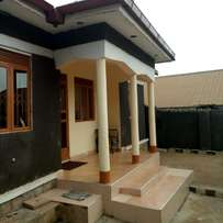Two bedroom house for rent in kireka at 500k
