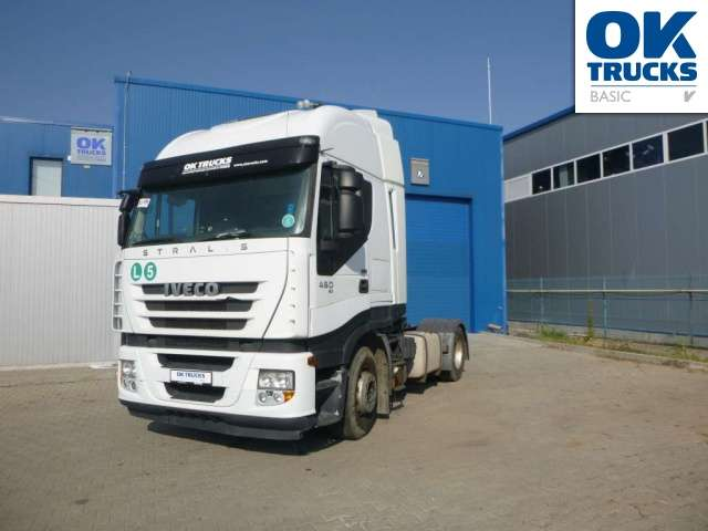 Iveco Stralis AS440S45 TP