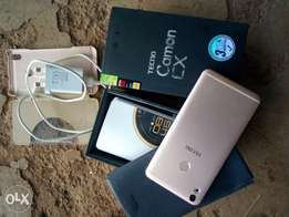 Tecno camon cx fairly used