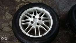 ford sapphire for sale 15 inch with tyres