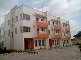 Fully Serviced 4bedroom Terrace House + Bq To Let In Ikeja Gra