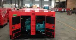 Brand New Diesel Generators (3KVA to 3000KVA)