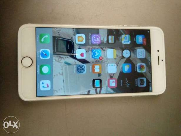Dope iphone 6plus 64gig for sale us used very clean with charger Ilorin - image 1