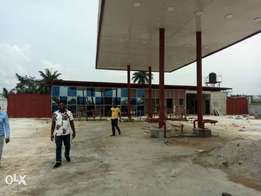 Filling station in a suitable location for sale at a good rate