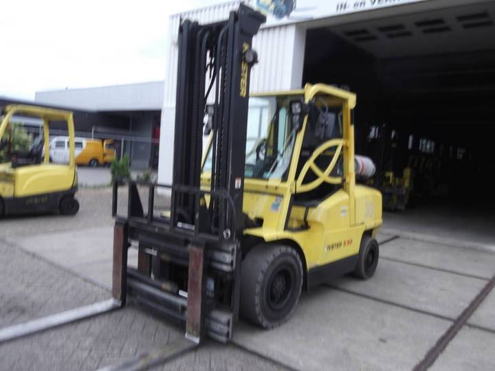 Hyster H5.50xm - 2006