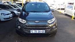 2016 Grey Ford Ecosport 1.1 Titanium Ecoboost for sale
